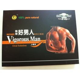 Vigorous Man Oral Solution Old Presentation
